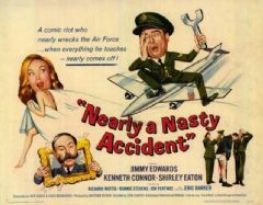 Nearly a Nasty Accident 1961 DVD - Jimmy Edwards / Kenneth Connor